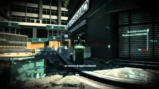 Crysis 2 walkthrough parte 11 gameplay completo in italiano ITA HD 720p