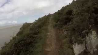 Exmoor Coast Minehead to Porlock & back