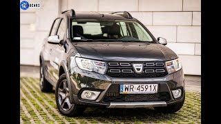 Dacia Sandero Stepway 1.5 dCi - Test PL Review PL Jazda Próbna | Odc.31 Radomska Jazda