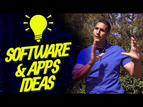 How To Get Ideas For Building Apps & Software?