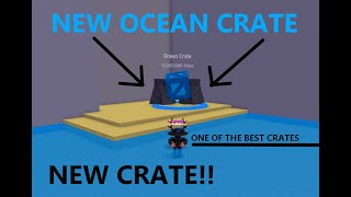 (Roblox) Speed City - OCEAN CRATE (GOOD CRATE)