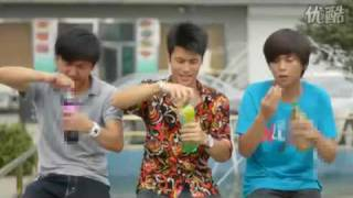 hilarious 7up chinese commercial tragedy guy complete version 胡戈作品