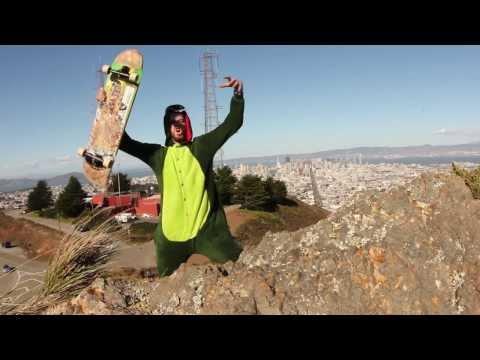 Bonzing Skateboards: Godzilla