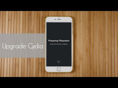 How To Upgrade Cydia Version On Ios And Ios