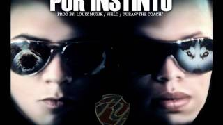 Kario & Yaret - Por Instinto [Letra/Lyrics]