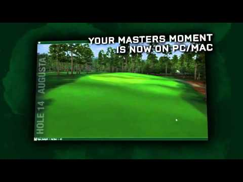 Tiger Woods PGA TOUR 12 The Masters | PC And MAC Teaser Trailer