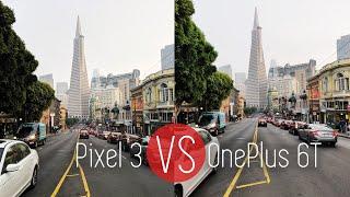 Pixel 3 vs OnePlus 6T: camera comparison