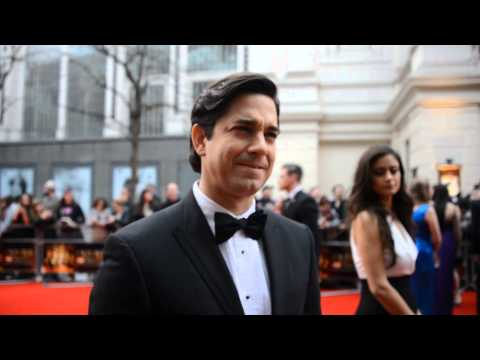 Adam Garcia at the Olivier Awards 2015