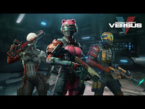 Modern Combat Versus: New Online Multiplayer FPS - Apps on