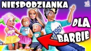 Rodzinka Barbie  Dzieci rozrabiają  Kąpiel w glutkach  Bajka Lalki The Sims 4 odc.57