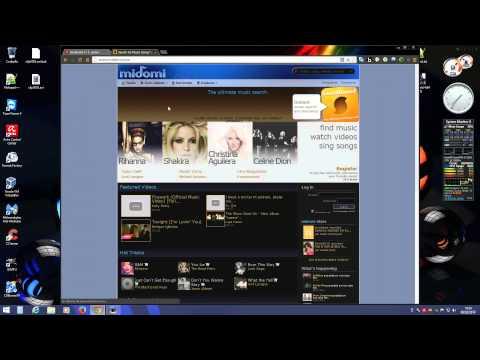 Reconnaitre la musique d'une vidéo en ligne