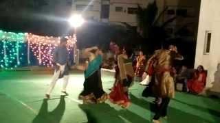 Super Machi Dance Navratri Celebrations 2015