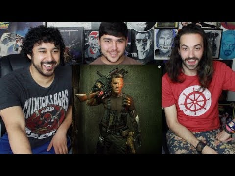 Deadpool 2 - PHOTOS of CABLE (Josh Brolin) - Initial REACTION!!!