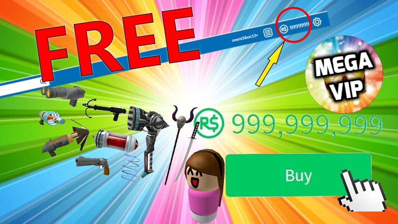 HOW TO GET FREE ROBUX (April 2019) ONLY WORKING WAY | AND ...