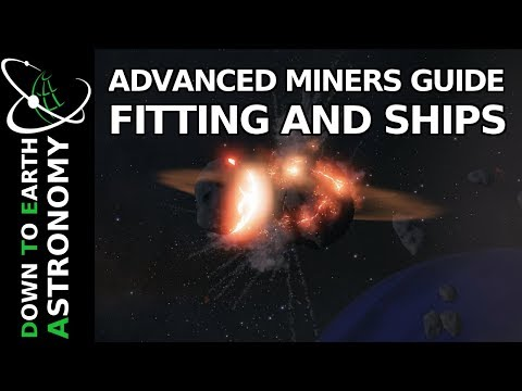 Advanced Miners Guide: Fitting And Ships | Elite Dangerous