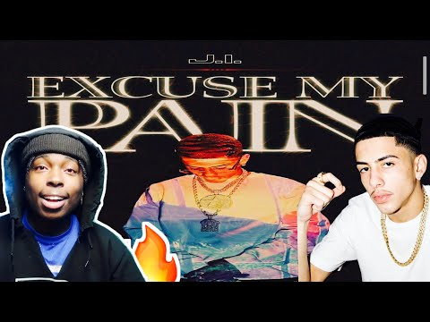 HE DONT MISS‼️| J.I. – Excuse My Pain (Official Audio) **REACTION** 🔥🔥🔥