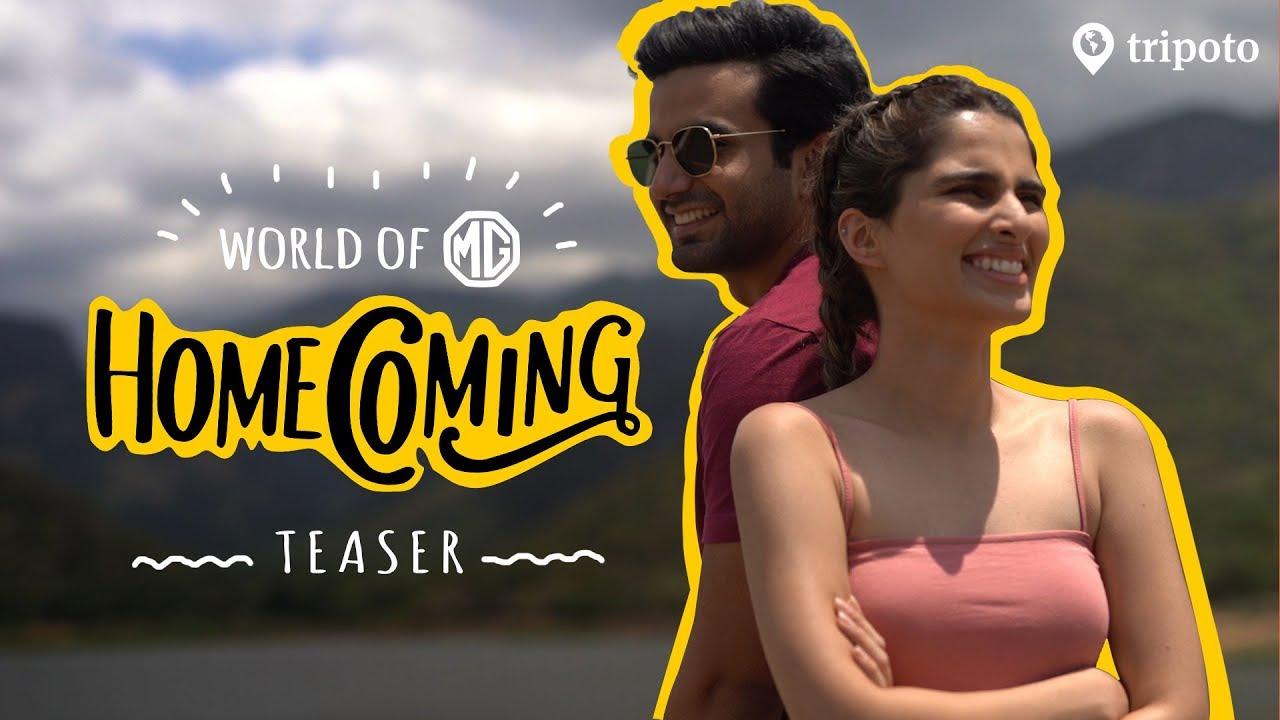 Homecoming | Tripoto | Ayush Mehra & Aisha Ahmed