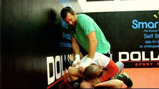 all access cormier rockhold toy with crazy bob on the mats hilarious