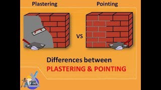 Differences between PLASTERING & POINTING!! thumbnail
