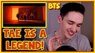BTS - LOVE YOURSELF 轉 Tear 'Singularity' Comeback Trailer REACTION [SHOOKETH]