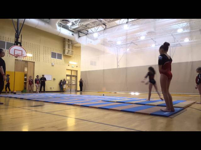 My gymnastics tnt