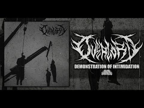 OVERLORD - DEMONSTRATION OF INTIMIDATION [OFFICIAL DEMO STREAM] (2017) SW EXCLUSIVE