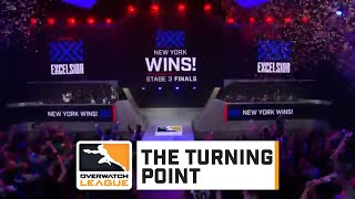 Saebyeolbe - New York Excelsior | The Turning Point | Overwatch League