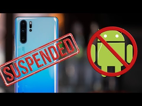 Google suspends business with Huawei after Trump blacklist
