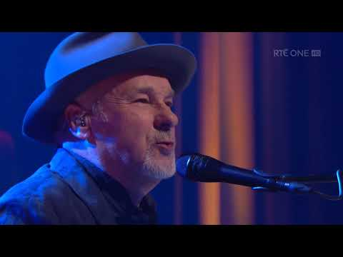 Tempted  Paul Carrack  The Late Late Show  RTÉ One