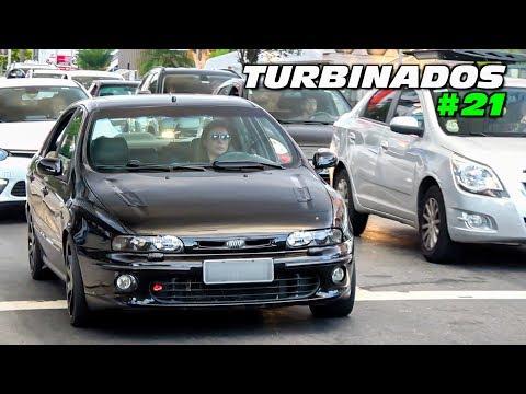 Gol turbo, Marea, Opala, Eclipse e outros carros turbinados | TURBINADOS #21