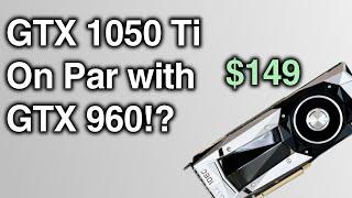 GTX 1050 & 1050 Ti: Specs + Release Date   Rumored Performance