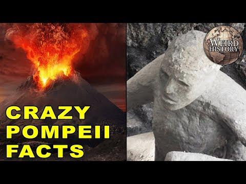 Pompeii Facts That