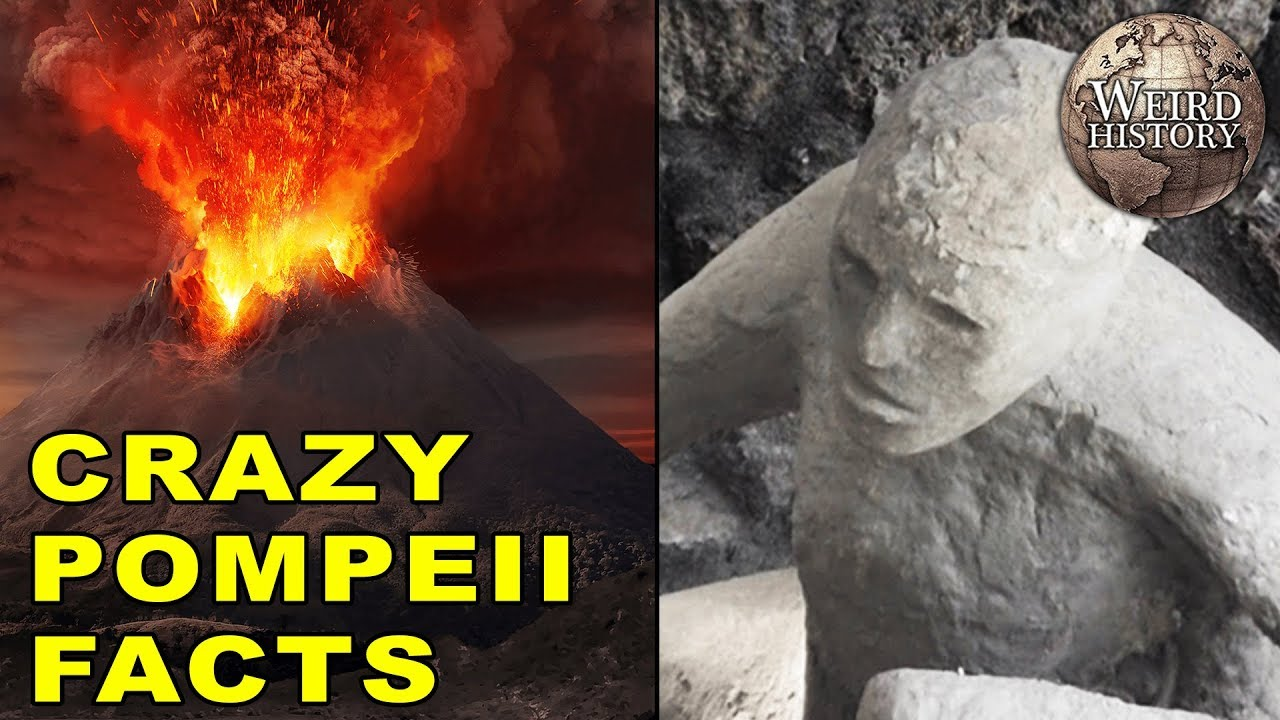 Pompeii Facts That Will Blow Your Mind