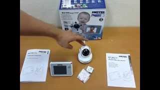 Switel BCF857  новая цифровая видеоняня