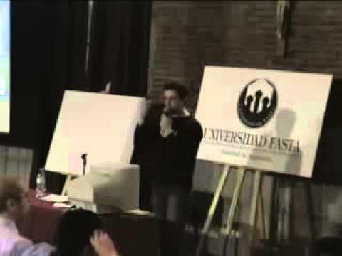 Presentación de Musix GNU+Linux en Mar del Plata