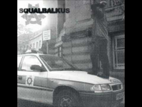SQUALBALKUS (UK) - Nothing to say
