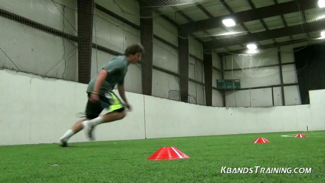 1-2-3 Cone Drill | Agility Training | Speed Training
