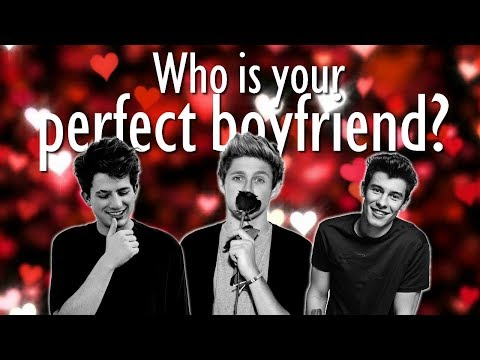 Who Should Be Your Boyfriend? (Quiz)