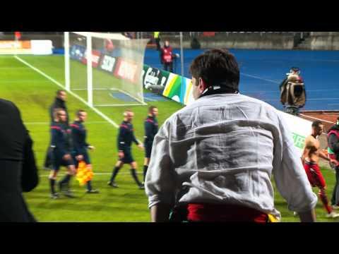 Люксембург -Украина 0-3 Молодцы