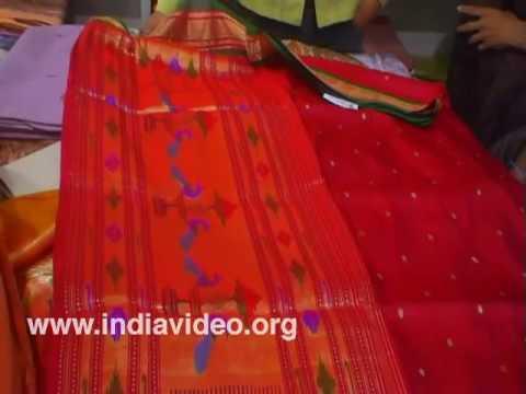 Maharashtrian handloom Sarees