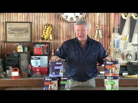 MITRE 10: HOW TO PAINT INTERIOR SURFACES PRESENTED BY SCOTT CAM