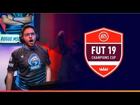 FIFA 19 - FUT Champions Cup April - Final Day