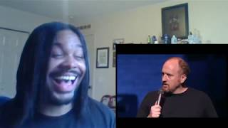 """Baby Dyce Reacts to - Louis CK """"I Did Some Real Drugs"""""""