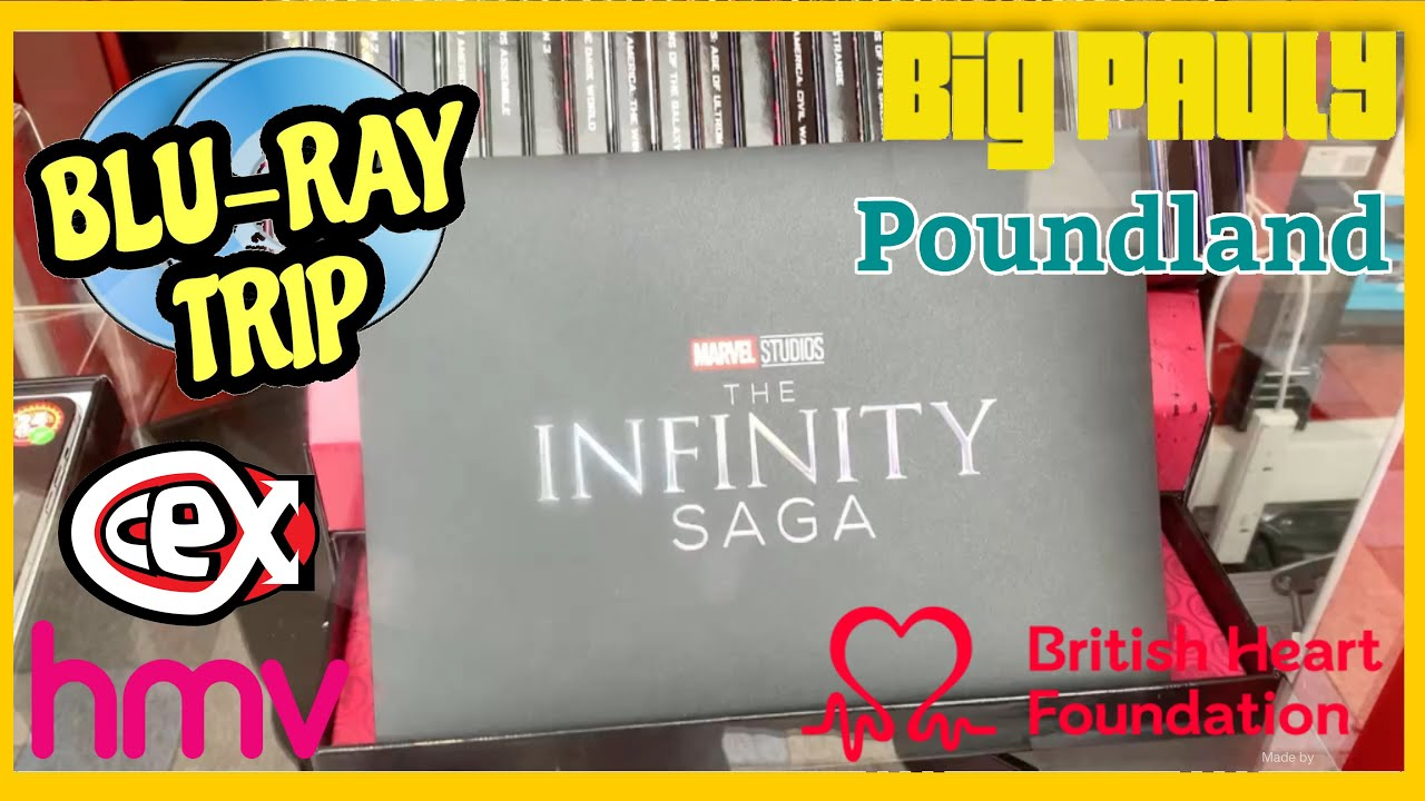 Download Blu-ray / DVD Hunting with Big Pauly (18/10/2021) Another BIG Release Week