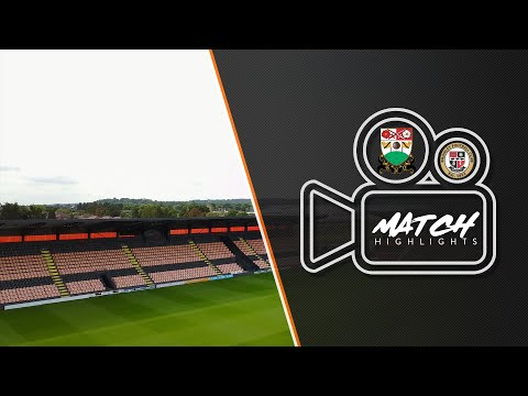 Barnet Bromley Goals And Highlights