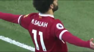 Mohamed Salah Goal | Liverpool vs Bournemouth 3-0 HD