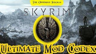 Ultimate Mod Codex for Skyrim v4