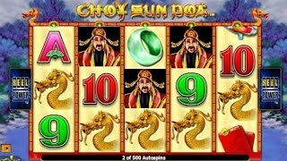 CHOY SUN DOA SLOT !!! MEGA BIG WIN 2017