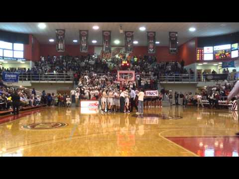 2014 Brewer's Emily Oden basket to beat Arab
