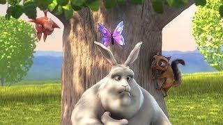 Толстый кролик / Месть за бабочку / МУЛЬТФИЛЬМ для взрослых